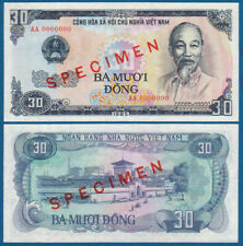VIETNAM / VIET-NAM  30 Dong 1985 SPECIMEN aUNC  P.95 s
