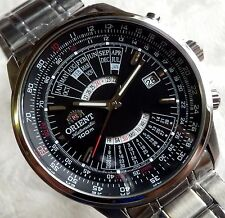 ORIENT FEU07005BX. Automatic watch. Multi-Year Perpetual Calendar. 10 ATM. New!