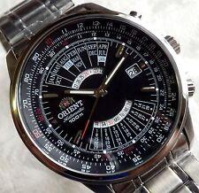 Orient FEU07005BX. Automatik Uhr. mehrjährigen Perpetual Kalender. 10 ATM. NEU!