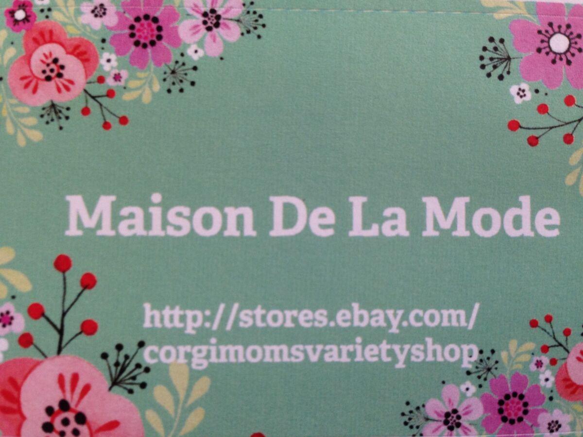 Maison De La Mode