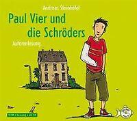 Paul Vier und die Schröders: 3 CDs von Steinhöfel, Andreas | Buch | Zustand gut
