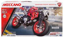 Kit Costruzione Metallo Moto Ducati Monster 1200s Meccano 16305