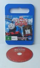 Thomas & Friends - Signals Crossed (DVD, 2017) Region 4 PAL