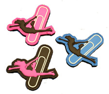 3 Pack - Strippers & Glow - PVC Patch Combo