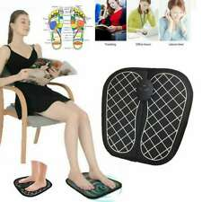 Circulation EMS EPS Intelligent TENS Booster Foot Leg Blood Massager Foot Care