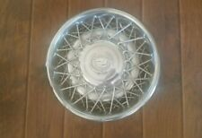1976-85 Cadillac Fleetwood Wire Hub Cap Wheelcover 1