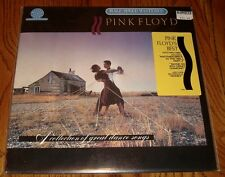 PINK FLOYD HALF SPEED MASTERSOUND LP A SELECTION OF GREAT DANCE SONGS SEALED!