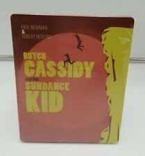 Blu Steel 4 U: Butch Cassidy & The Sundance Kid Limited Edition Steelbook Sealed