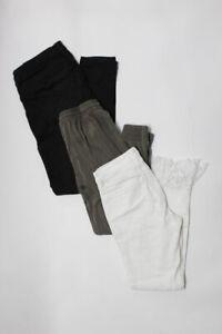 Splendid Blank NYC Womens Skinny Jeans White Black Size 29 LOT 3