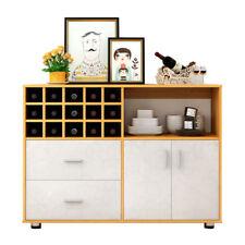 C05 Fashion Thicken Plank Cupboard Multifunctional Sideboard Storage Cabinet