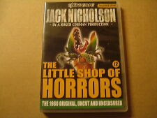 DVD / THE LITTLE SHOP OF HORRORS ( JACK NICHOLSON... )