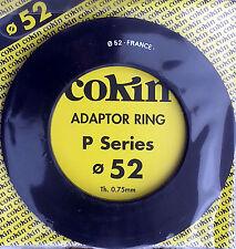 52mm Cokin P anello adattatore in 52mm si adatta Kood e Cokin P Serie titolari NUOVO
