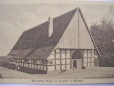 9636 AK Bauernhaus Meyer Ummeln in Bielefeld um 1920