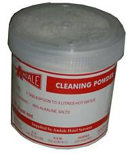 NEW ANDALE CLEANING POWDER DISINFECTANT FOR STAINLESS STEEL HOME BREW BEER KEGS