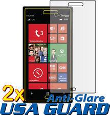 2x Anti Glare Matte Finishing LCD Screen Protector Cover Guard Nokia Lumia 928