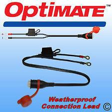 Optimate AccuMate resistente al agua permanente Con Ojales batería Plomo Tm Compatible tm71