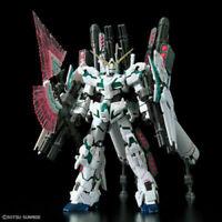 Gundam Full Armor Unicorn Model Kit 1/144 RG #30 Gundam UC RX-0 Bandai