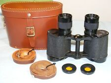 Komz БПП 8x30 Individual Focus Russian Binoculars, Filters & Case 1964