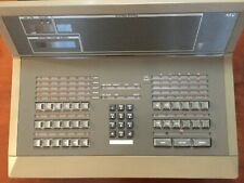 Nec Sn619 Attc A Receptionistoperator Telephone Switchboard Console Nr 525178