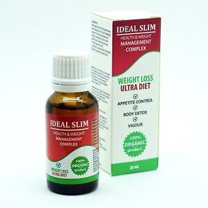 IDEAL SLIM - 100% Natural Sliming Drops. Zamów Ideal Slim i schudnij już
