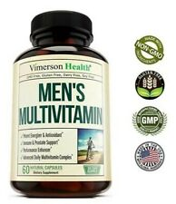 1 Vimerson Health Men's Daily Multivitamin Supplement  60 Caps 1 mth Supply (S)
