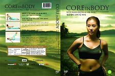 Core in Body with Han Eunjung at Fiji (DVD,All,Sealed,New,Keep Case)