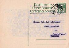 Postkarte 1926 aus der Schweiz mit sehr interessanten Text
