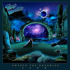 Fates Warning Awaken The Guardian live Steel Blue 2lp