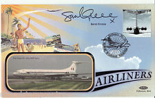 2002 airlinres (FRANCOBOLLI) - BENHAM seta di piccole dimensioni-firmati da Sarah Greene