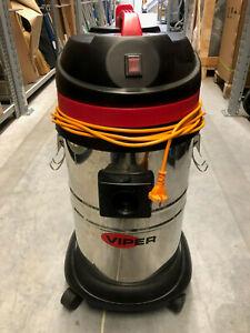 Nilfisk Viper LSU 135 Wassersauger Nass-/Trockensauger Industriesauger VORFÜHR