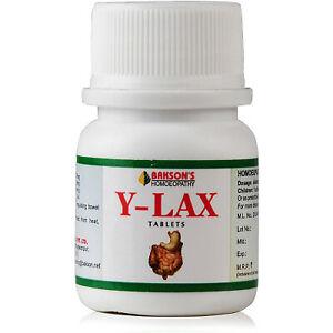 Bakson's Y-Lax Tablet