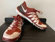 Nike Air Free Trainer 5.0 V6 Amp Oklahoma OU Sooners Size 13 (723939-610)