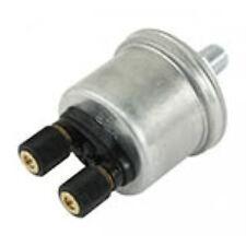 SENSORE PRESSIONE OLIO/BENZINA 0-10 BAR con allarme ( manometro olio volt )