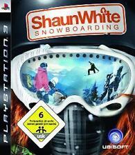 Playstation 3 Shaun White Snowboard SSX guterzust.