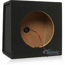 "Scosche SE12R 12"" Sealed Subwoofer Enclosure"