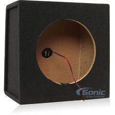 scosche car audio and video installation scosche se12r 12 sealed subwoofer enclosure