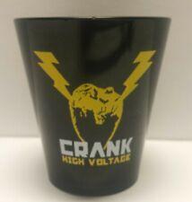 Crank: High Voltage 2009 Jason Statham Amy Smart Movie Promo Shot Glass