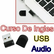 Curso De Ingles USB MP3 Basico Intermedio Avanzado Cursos Aprende Ingles Facil