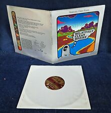 RELATIVELY CLEAN RIVERS - S/T - PRIVATE PRESSING - 1976 LP - CALIF. FOLK / PSYCH