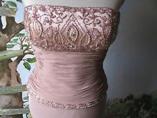 Montage By Mon Cheri Mother of the Bride Dress Special Occasion SZ 4