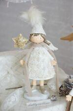 Weihnachtsdeko Shabby Chic.Weihnachtsdeko Shabby In Weihnachtliche Figuren Günstig Kaufen Ebay