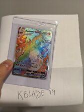 Pokemon Champions Path Rainbow Charizard Vmax Repack Box Break Read Description