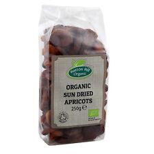Organic Sun Dried Whole Apricots 250g Certified Organic