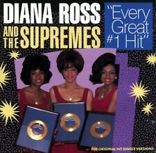 Diana Ross & The Supremes Every Great #1 Hit CD