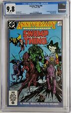 🔥 SWAMP THING #50 CGC 9.8 1ST APP JUSTICE LEAGUE DARK SHOW TV DC ✅ VERIFIED