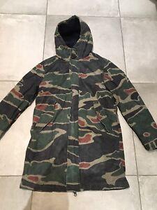 G Star Parka Winter Frühling Jacke Carp Camouflage  Gstar