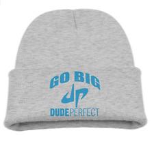 Children's Skull Cap DP Go Big Dude Perfect Knit Beanie