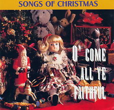 Songs of Christmas, O' Come All Ye Faithful, Limited Edition, Collectors *NEW CD
