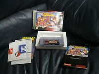 Street Fighter II 2 Super Nintendo Game