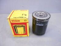 BOSCH 0986452020 Ölfilter DAIHATSU Rocky F7 F8 2.8D 2.8TD